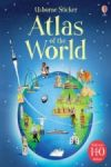 Porovnat ceny USBORNE PUBLISHING Sticker Atlas of the World