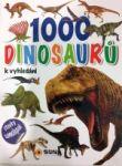 Porovnat ceny Sun 1000 dinosaurů sesamolepkami