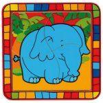 Porovnat ceny BINO Puzzle slon