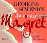 Porovnat ceny Radioservis Komplet komisař Maigret 14CD