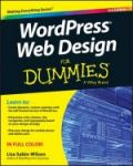 Porovnat ceny John Wiley & Sons Inc WordPress Web Design For Dummies