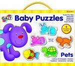 Porovnat ceny Galt Puzzle pro nejmenší – domácí mazlíčci 2.