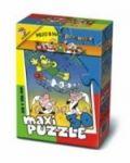 Porovnat ceny Bonaparte Puzzle Maxi 30 - Pojď s námi do pohádky