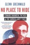 Porovnat ceny Penguin UK No Place to Hide - Edward Snowden, The USA and The Surveillance State