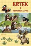 Porovnat ceny Akim Krtek a kamarádi z lesa - omalovánka