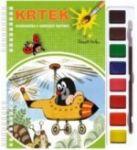 Porovnat ceny Akim Krtek omalovánka s vodovými barvami