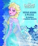 Porovnat ceny Egmont Ľadové kráľovstvo - Veľká kniha s puzzle