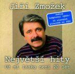 Porovnat ceny Popron Jiří Zmožek - Největší hity - Už mi lásko není 20 let - 2 CD