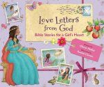 Porovnat ceny ZONDERVAN PUB HOUSE Love Letters from God: Bible Stories for a Girl S Heart