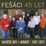 Porovnat ceny Supraphon Fešáci - 45 let Největší hity a bonusy 1967 - 2012 2CD