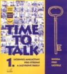Porovnat ceny Polyglot Time to Talk 1. Kniha pro učitele