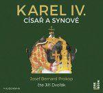 Porovnat ceny OneHotBook Karel IV. - Císař a synové - CDmp3