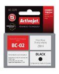 Porovnání ceny Action ActiveJet Ink cartridge Canon BC-02 Bk ref. - 28 ml AC-02