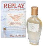 Porovnání ceny Replay Jeans Original For Her - EDT 20 ml