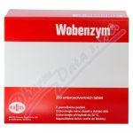 Porovnání ceny MUCOS Wobenzym 200 enterosolventních tablet