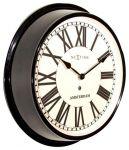 Porovnání ceny Designové nástěnné hodiny 3129zw Nextime Amsterdam 41cm