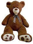 Porovnání ceny Teddies Medvěd s mašlí plyš 80cm