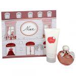 Porovnání ceny Nina Ricci Nina - EDT 50 ml + tělové mléko 100 ml
