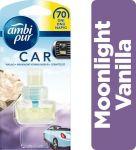 Porovnání ceny Ambi Pur Car Moonlight Vanilla Náplň do osvěžovače vzduchu do auta 7 ml