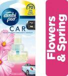 Porovnání ceny Ambi Pur Car náplň Flowers & Spring 7 ml