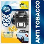 Porovnání ceny Ambi Pur Car strojek + náplň Anti Tobacco 7 ml