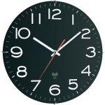 Porovnání ceny TFA Analogové nástěnné DCF hodiny 30 cm, černá