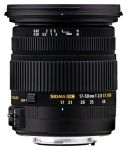 Porovnání ceny Sigma 17-50 mm F2.8 EX DC OS HSM pro Nikon (4 roky záruka)