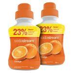 Porovnání ceny Sodastream Sirup Orange 2x 750 ml