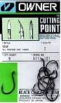 Porovnání ceny Owner háček s očkem 3/0 + cutting point 5111