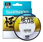 Porovnání ceny Shimano Splétaná Šnůra Kairiki Pe 150 m Green 0,20 mm, 17 kg