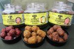 Porovnání ceny Nikl Attract Hookers rychle rozpustné dumbells 18 mm 150 g krillberry