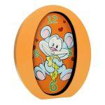 Porovnání ceny Time Life Stolní budík pro děti, oranžová