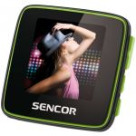 Porovnání ceny SENCOR SFP 5970 SQUARE 8GB MP3/MP4 přehrávač 35047832