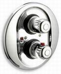 Porovnat ceny NOVASERVIS AquaLight termostatická batéria sprchová podomietková chróm 2650,0