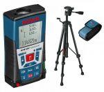 Porovnat ceny BOSCH GLM 150 laserový diaľkomer 0.601.072.000 + puzdro + extra statív BT 150