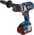 Porovnat ceny BOSCH GSR 18 VE-EC akumulátorový skrutkovač, L-BOXX, 2 x 5,0 Ah akumulátor 0.601.9F1.102