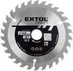 Porovnat ceny EXTOL CRAFT kotúč pílový s SK plátkami, 500x3,0x30mm 19125