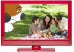 Porovnat ceny GoGEN Televízia MAXI TELKA 24 R, LED, červená