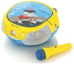 Porovnat ceny GoGEN Rádioprijímač s CD / MP3 / USB, modrá / žltá GOGMAXIPREHRAVACB