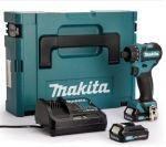 Porovnat ceny MAKITA Aku bezuhlíkový skrutkovač Li-ion 10,8V / 4,0Ah DF032DSME