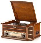 Porovnat ceny HYUNDAI RTCC513 RIP Retro gramofón s CD