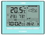 Porovnat ceny HYUNDAI WSC 2180 Meteorologická stanica, svetlomodrá