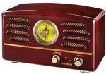 Porovnat ceny HYUNDAI RA 202 T Retro rádioprijímač, čerešňa
