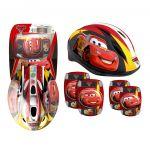 Porovnání ceny Disney Cars sada helma + chrániče pro děti