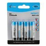 Porovnání ceny i-Tec nabíjecí baterie AA 2500 mAh INFINITY, 4 ks (AALS2500)