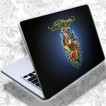 Porovnání ceny ED HARDY Tattoo Notebook Skin Fashion 1 - Mermaid / polep na notebook (SK09003)