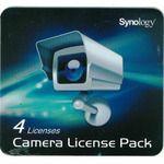 Porovnání ceny Synology Camera Licence Pack x 4 (CAMERA LICENSE PACK (X 4))