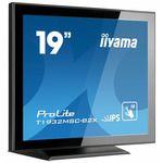 Porovnání ceny 19 IIYAMA T1932MSC-B2X / IPS / dotykový / 1280 x 1024 / 5:4 / 14 ms / 250cd / 1000:1 / VGA+DVI / USB / repro / IP54 (T1932MSC-B2X)