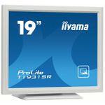 Porovnání ceny 19 IIYAMA T1931SR-W1 / TN Dotykový / 1280 x 1024 / 5:4 / 5 ms / 250cd / 900:1 / VGA+DVI / USB / RS232 / repro / IP54 (T1931SR-W1)