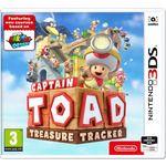 Porovnání ceny CAPCOM 3DS Captain Toad: Treasure Tracker / Adventura / Angličtina / od 3 let / Hra pro Nintendo 3DS (NI3S101)